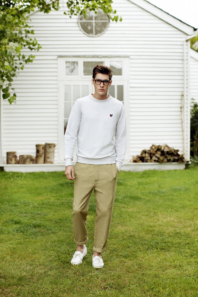 Lyle and Scott SS2012