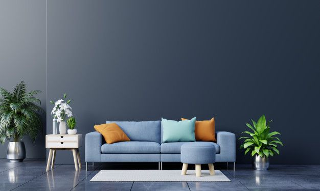 Modern Living Room Interior With Sofa An Free Photo Freepik Freephoto House In 2020 Modern Living Room Interior Living Room Interior Room Interior