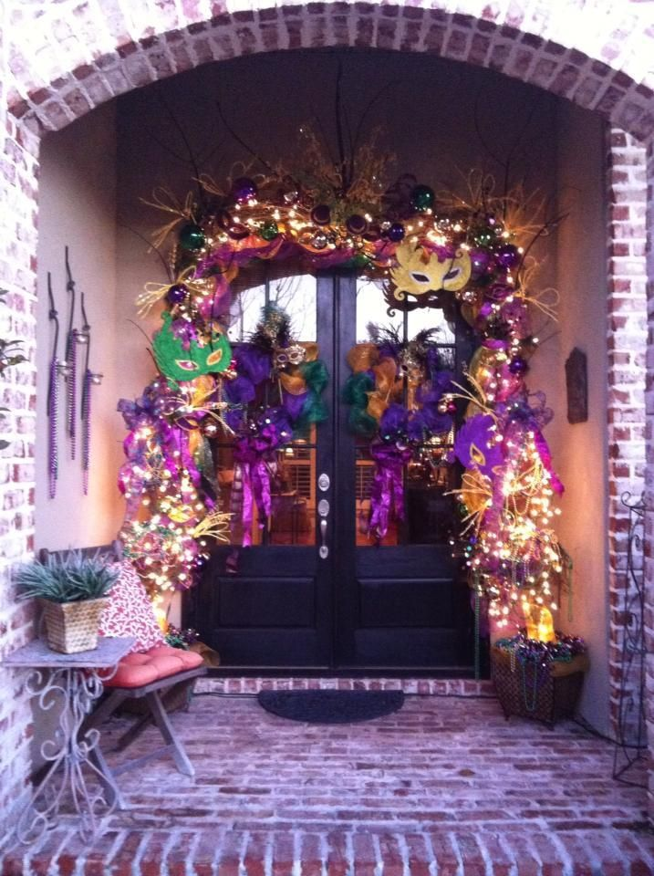 13 Best Images About Mardi Gras On Pinterest Mantles