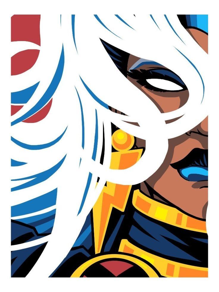 Kale Menges, X-Men's Storm