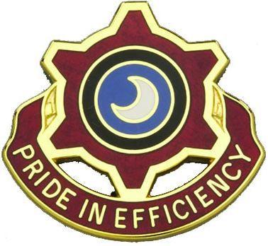 751 Maintenance Battalion Unit Cres (Pride In Efficiency)