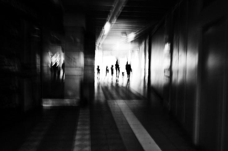 Blurry Souls project by Julien Legrand