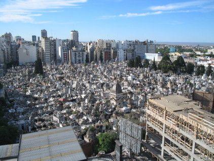 Cementerio de la Recoleta, Junín 1760, Buenos Aires. Attractions - Time Out Buenos Aires