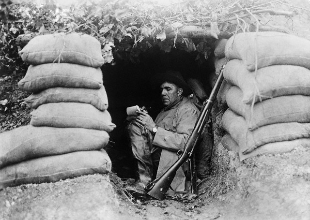wwi trench warefare essay 2018-7-16 world war one worksheets world war one crossword a crossword with clues relating to world war  an enlarged cross section of a trench to go with the worksheet above.