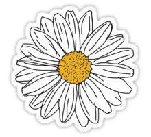 Daisy Sticker                                                                                                                                                                                 More