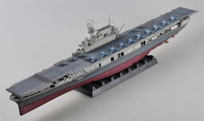 Merit 1/350 USS Yorktown CV-5 Model Kit http://www.boomingisland.com/merit-1350-uss-yorktown-cv-5-model-kit