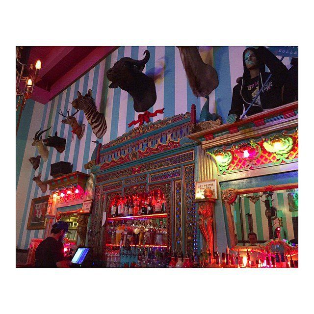 Pin for Later: 21 Bars in America You Must Drink at Before You Die The Unicorn Bar, Seattle