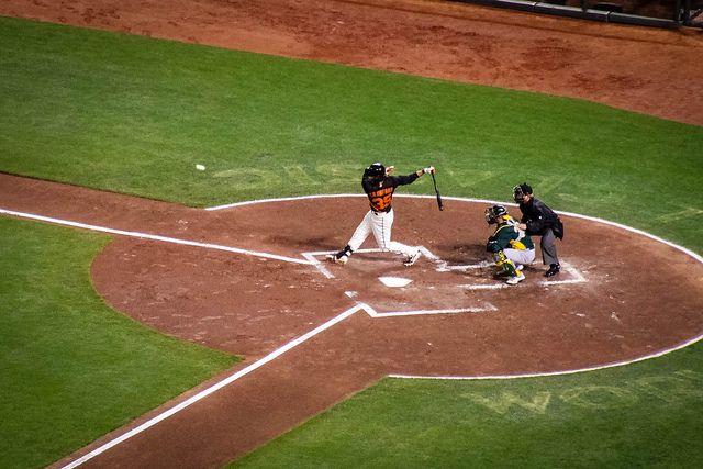 batting, SF Giants