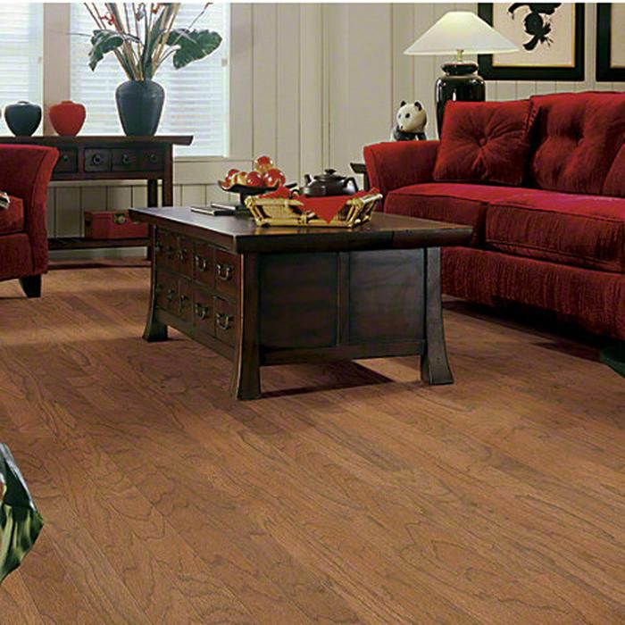 Grandview Gunstock Oak Hardwood | Nebraska Furniture Mart
