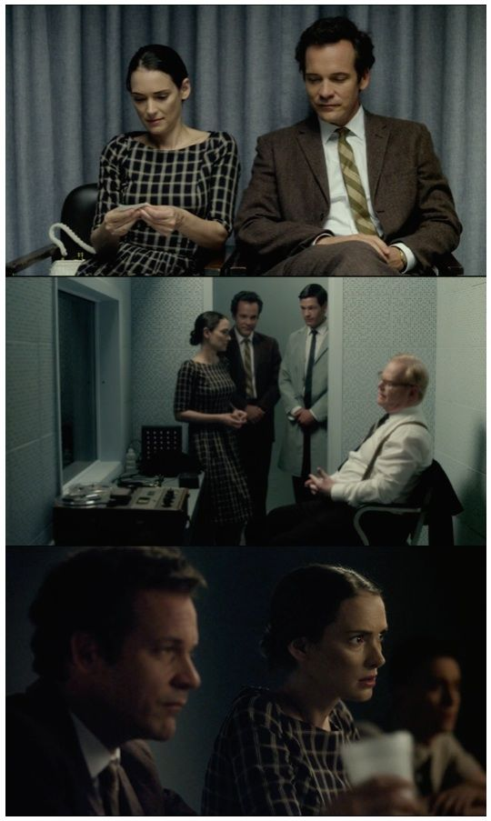 """Experimenter"" - Sasha & Stanley Milgram"