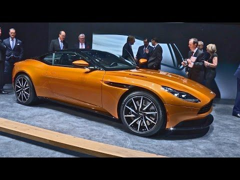 Aston Martin DB11 - Interior and Exterior Walkaround