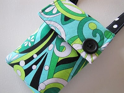 DSi holderDiy Cases, Dsi Cases, Crafts Ideas, Sewing Projects, Cases Tutorials, Gadgets Cases, Fabrics Bags, Bags Tutorials Sewing, Diy Gadgets