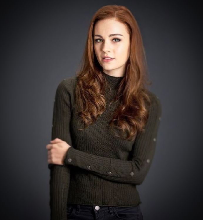 Sophie Skelton As Young Lily Evans Potter Lily Evans Potter Lily Evans Lily Potter