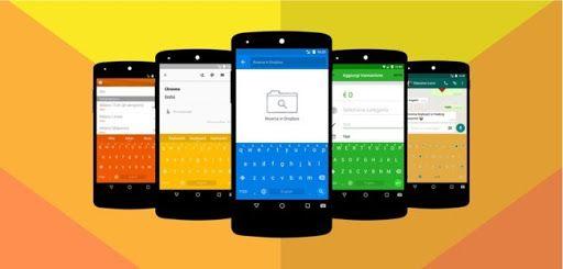 CompuTekni: Chrooma Keyboard 2.0 llega gratis a Google Play con nuevas características