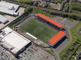 Hamilton Academicals football ground