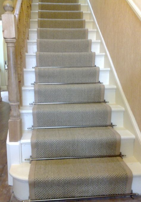 Best New Sisal Stairs Runner Interiors Ideas In 2020 Stair 400 x 300