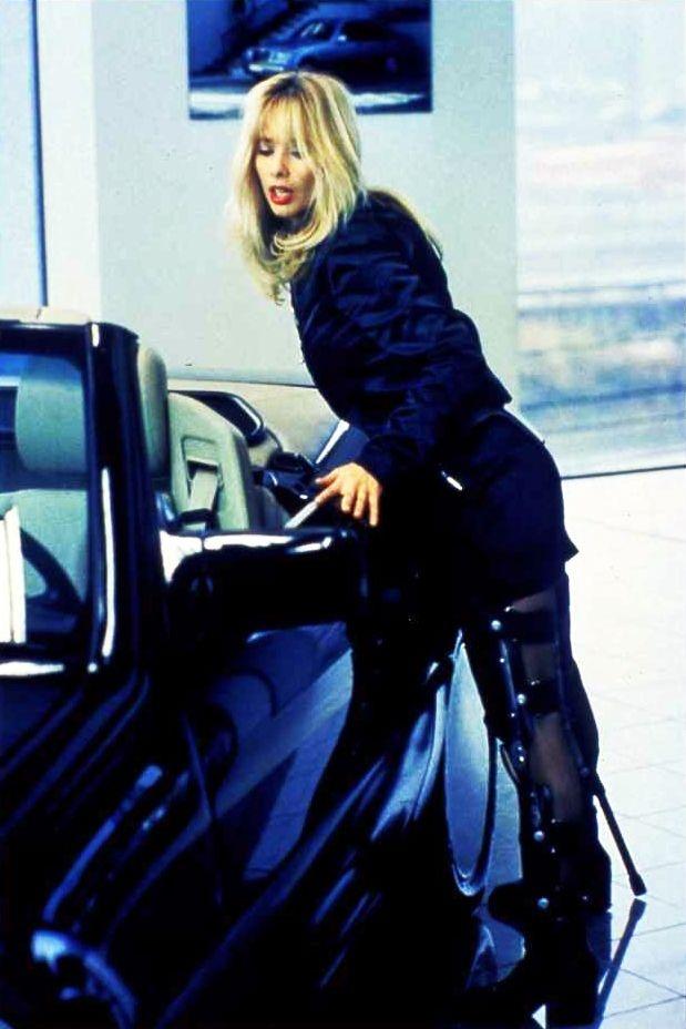 """Gabrielle """"Rosanna Arquette"""" Crash (1996)"""