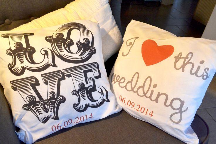 #wedding_pillows #love #i_love_this_wedding #my_wedding
