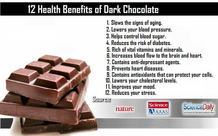 benefits of eating chocolate essay Chocolate - the most delicious hack of them all learn the benefits of going dark and how it can improve performance in cool lesser-known ways.
