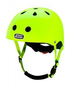 UrbanWinner-cykelhjelme-neon-yellow