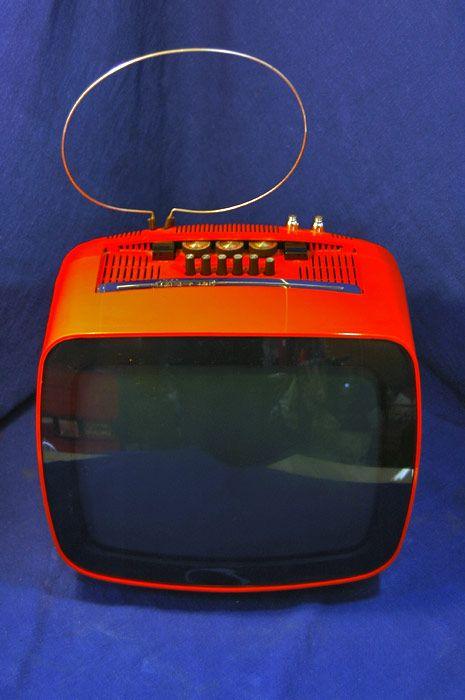Risultati immagini per televisori anni 70