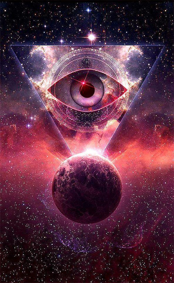 Pin By Chris Palmer On Galaxy Wallpaper Eyes Wallpaper Space Art Art