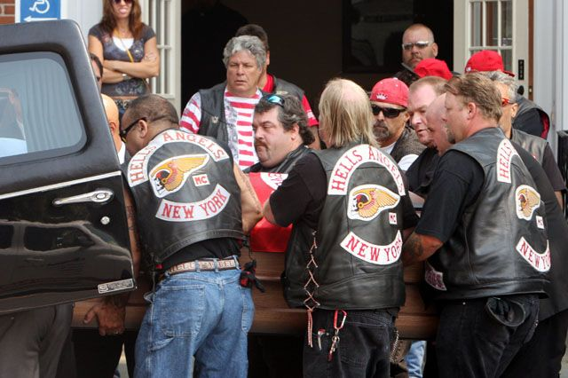 Hells Angels Funural Ha S Pinterest Hells Angels