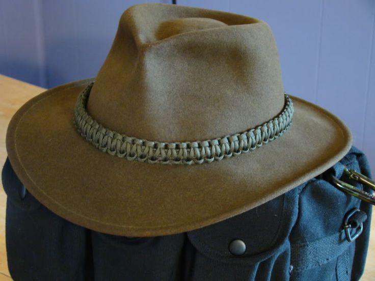 550 hat band.