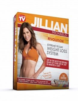 Jillian Michaels Body Revolution want to start after doing insanity!