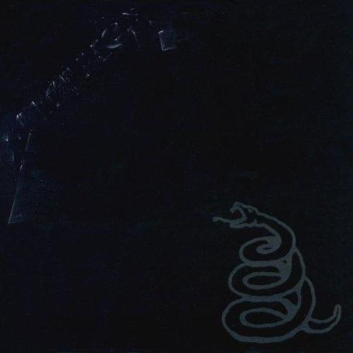 Metallica - Metallica: Favorite Music, Enter Sandman, Kicks Ass, Metallica 1991, Metallica Black, Favorite Album, Rocks Music, Listening, Black Album