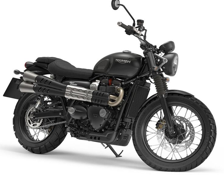 Introducing the new Triumph Street Scrambler Check it out