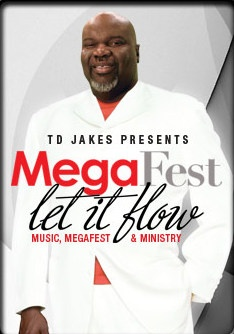Bishop T.D. Jakes' MegaFest Returns, Event in Dallas After Nine Years | AT2W