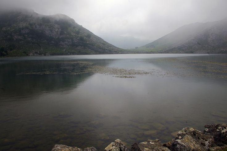 https://flic.kr/p/K8GLyA | Lago Enol. Asturias