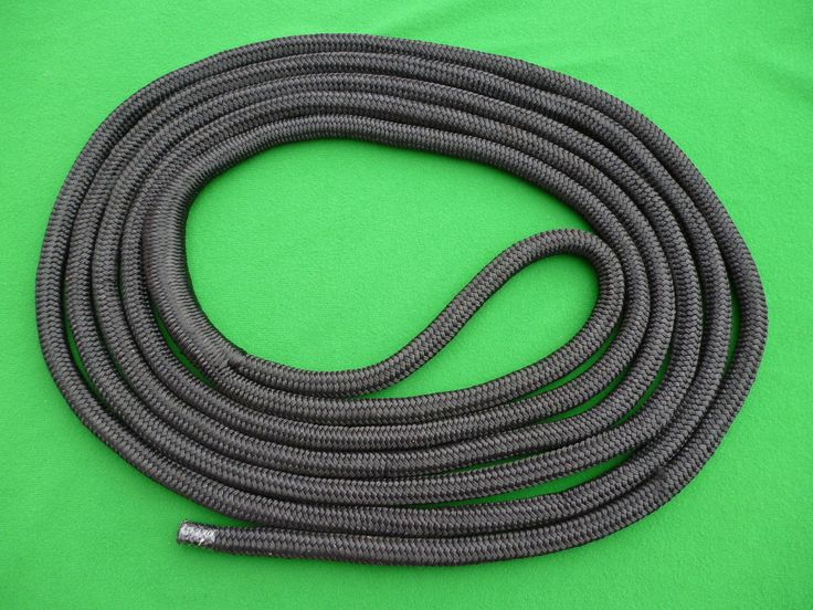 """Dock line mooring rope 5/8"""" 16mm #double #braid nylon #black yacht boat shore lin,  View more on the LINK: http://www.zeppy.io/product/gb/2/381102847570/"""