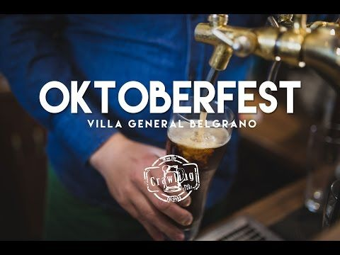 El Sauce TV - Villa General Belgrano - Oktoberfest Argentina 2016 - YouTube