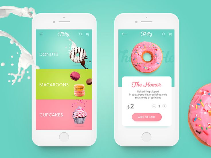Tasty app