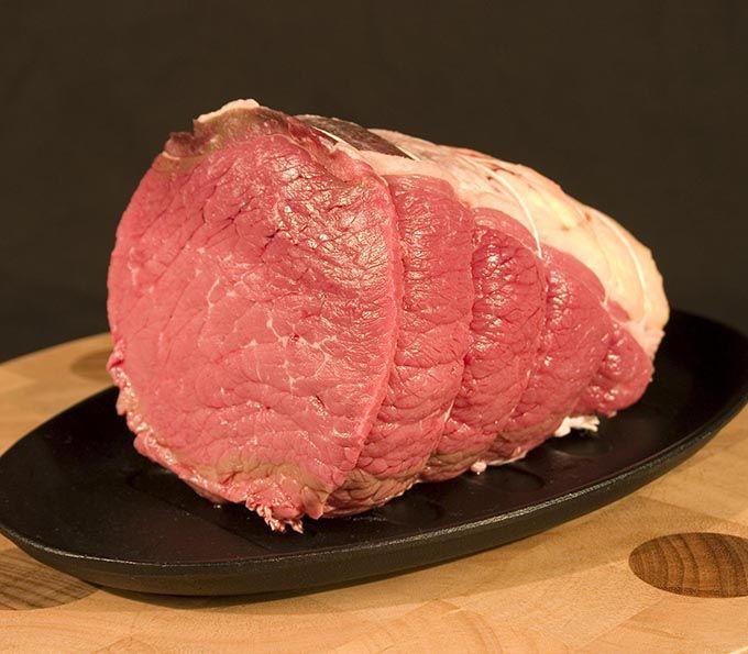 Hallsford Beef Shorthorn Topside Roast