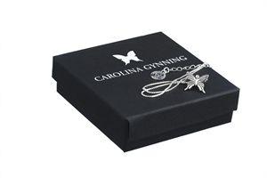 Lilla Fjärilen halsband - Äkta 925 silver - vuxen. Gynning shop