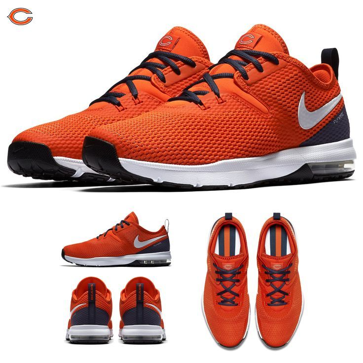 Chicago Bears Nike Air Max Typha 2 Shoes NFL 2018 Limited