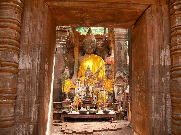 Wat Phu, Champasak, Laos