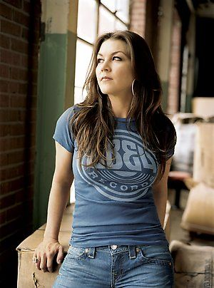 Gretchen Wilson  My personal favorite Country Singer.