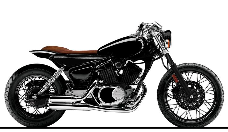 Cool Stuff We Like Here @ CoolPile.com ------- << Original Comment >> ------- Local Motors Yamaha XV 250 Cafe Racer