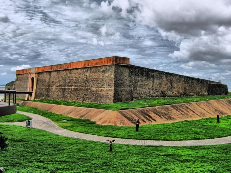 Forte do Presépio Belém/ Pará/ Brazil