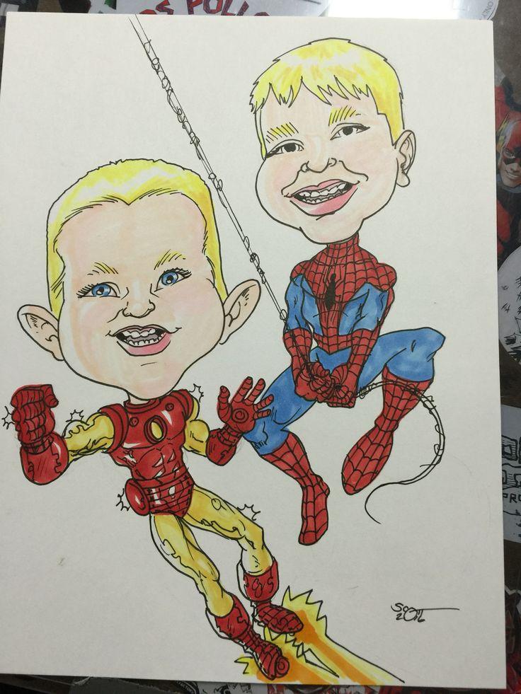 Free comic book day #doublemidnight #chrisproulx #scottproulx