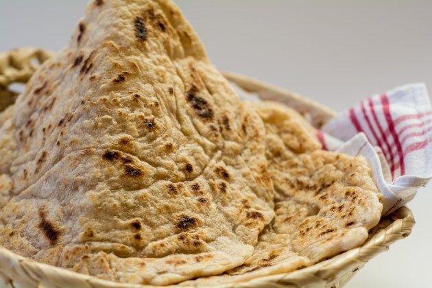 Indyjski chlebek naan (2 of 2)