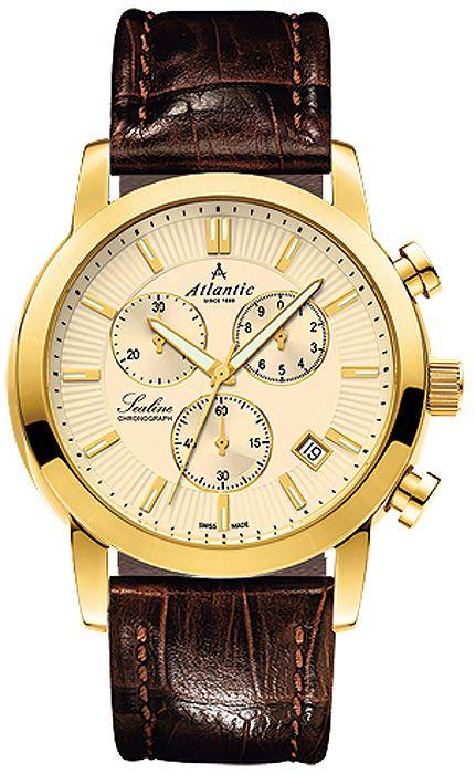 Zegarek męski Atlantic Sealine 62450.45.31 - sklep internetowy www.zegarek.net