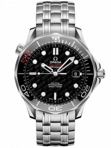 Omega Ladies James Bond Limited Edition Seamaster 212.30.36.20.51.001