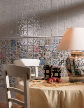 Traditional style tiles. Obras de Arte de estar por casa. | Cultura decó Cerámica estilo tradicional