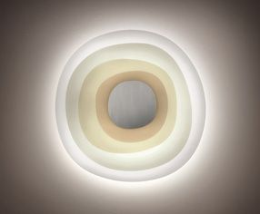 FDV Collection Beta Big Wall/Ceiling Lamp designed by Franzin Paolo #lighting #glass