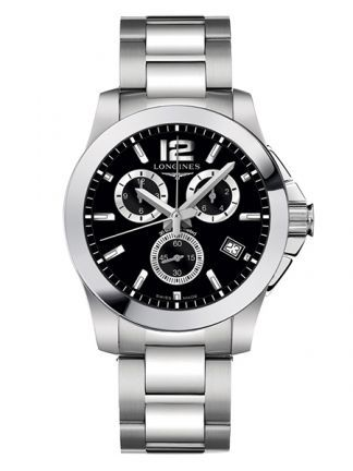 Conquest Quartz Chronograph - 41mm